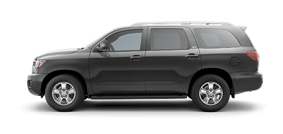 The 2019 Toyota Sequoia