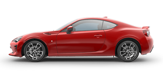 The 2019 Toyota 86