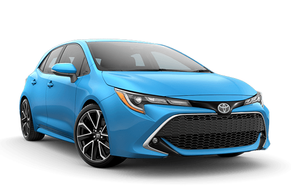 2020 Toyota Corolla Hatchback View Dealer Inventory Near You