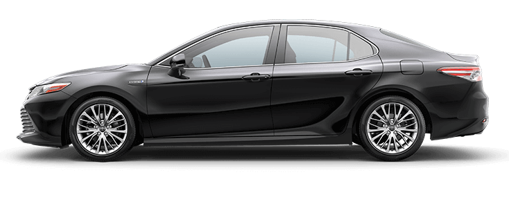 The 2020 Toyota Camry Híbrido