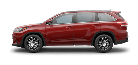 2019 Highlander Limited with options
