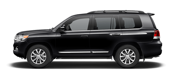2019 Land Cruiser with options