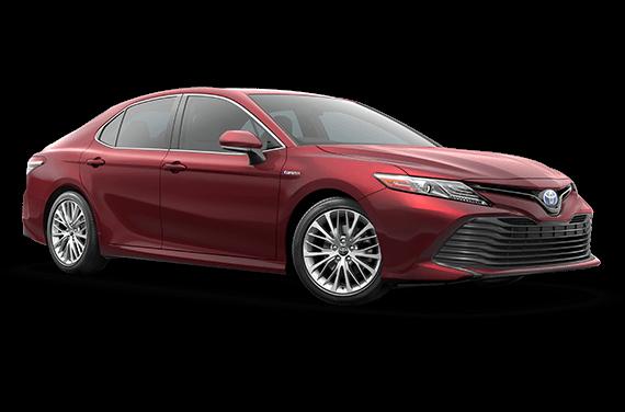 2020 Toyota Camry Hybrid Daring Side Of Dependability