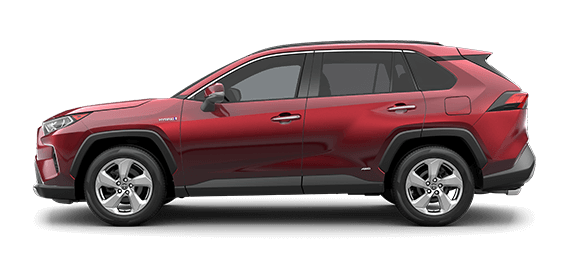 The 2020 Toyota RAV4 Híbrida