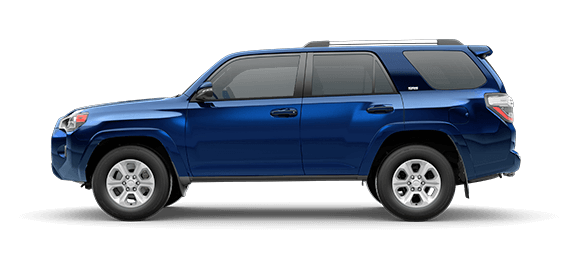 The 2020 Toyota 4Runner
