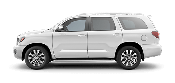 The 2020 Toyota Sequoia