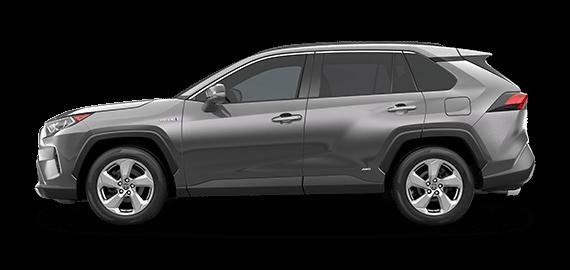 The 2021 Toyota RAV4 Hybrid