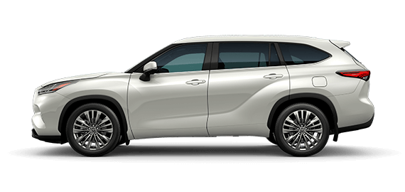 The 2020 Toyota Highlander