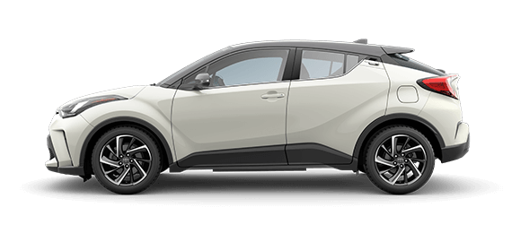 The 2021 Toyota C-HR