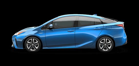 The 2021 Toyota Prius