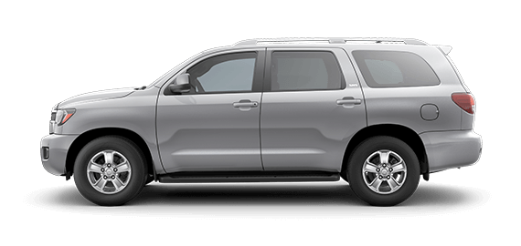 The 2021 Toyota Sequoia