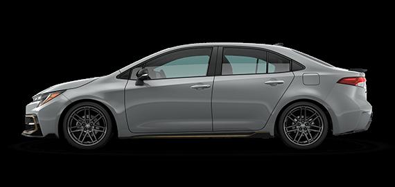 The 2022 Toyota Corolla