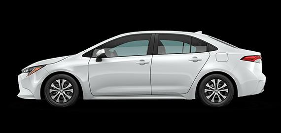 The 2022 Toyota Corolla Híbrido