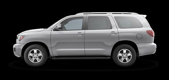The 2022 Toyota Sequoia