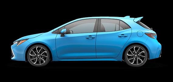 The 2022 Toyota Corolla Hatchback