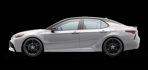 The 2022 Toyota Camry Híbrido