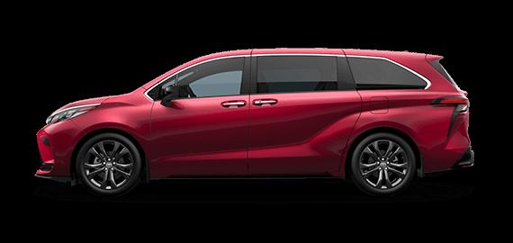 The 2022 Toyota Sienna