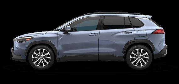 The 2022 Toyota Corolla Cross