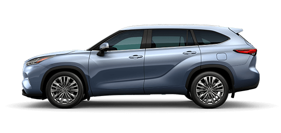 The 2022 Toyota Highlander